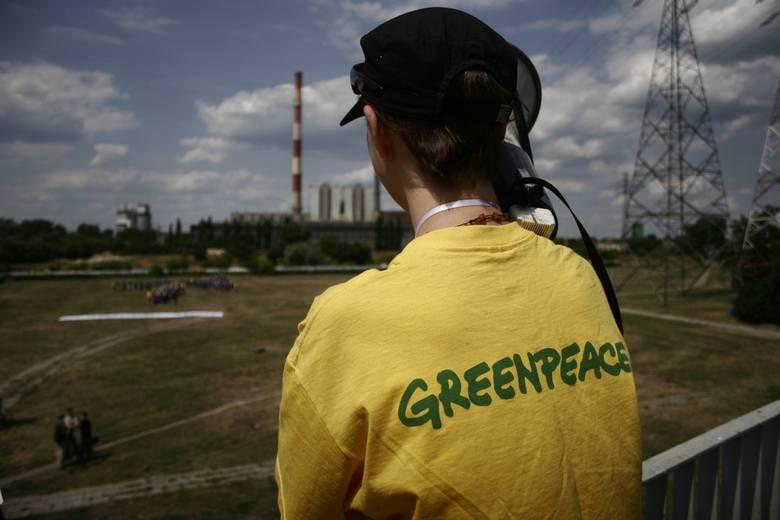 Greenpeace jest przeciwko powstaniu kopalni Złoczew