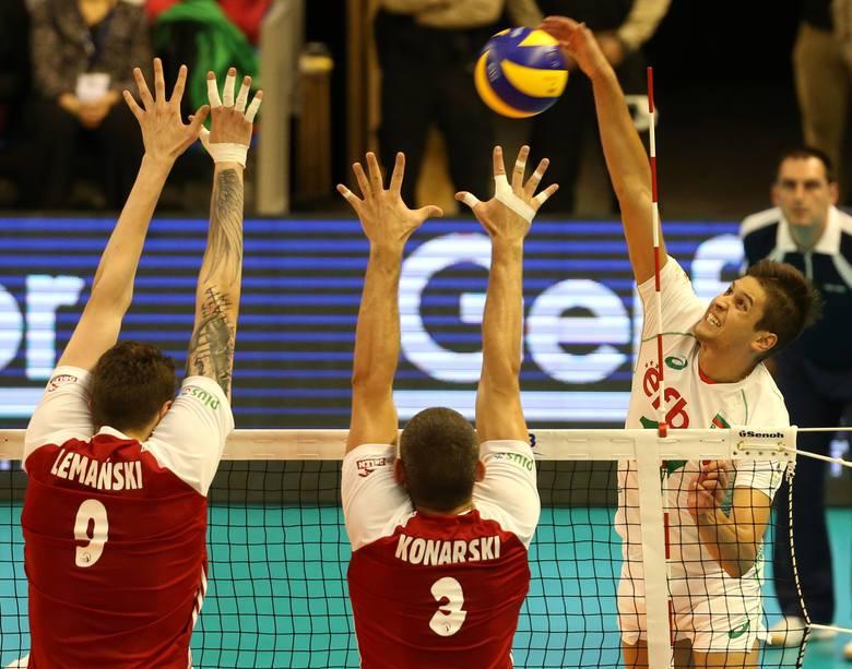 Liga Światowa: Bułgaria – Polska 3:2