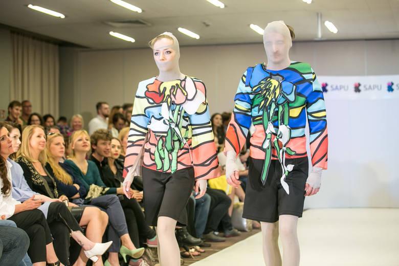 Pokaz mody SAPU. Wyspiański wzorem dla artystów