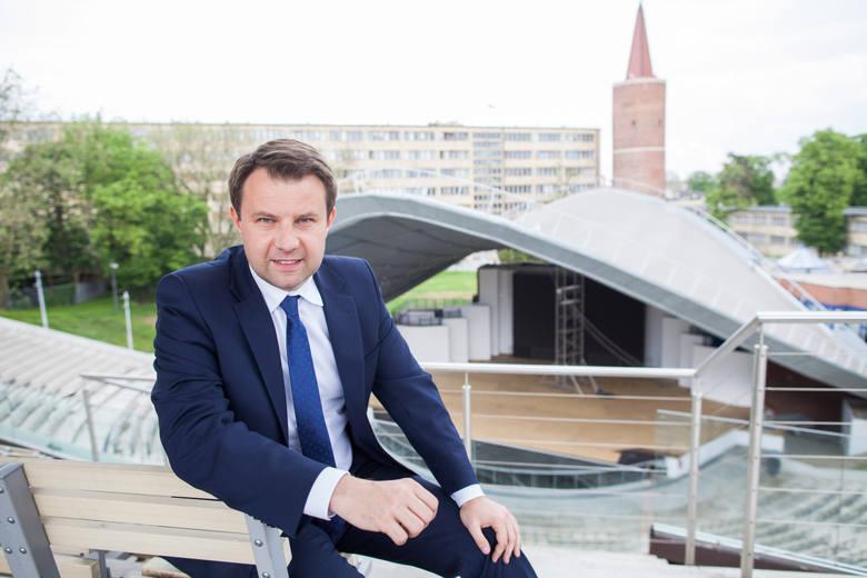 """Prezydent Opola o festiwalu: """"Trzymam kciuki za TVP"""""""