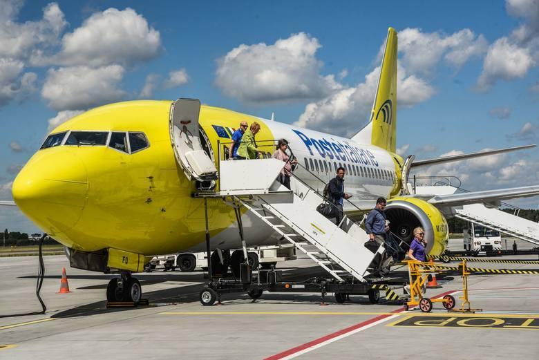 Loty z bydgoskiego lotniska zawieszone
