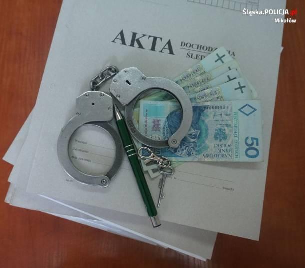 Bydgoszcz: CBA zatrzymało urzędnika po tym, jak przyjął łapówkę