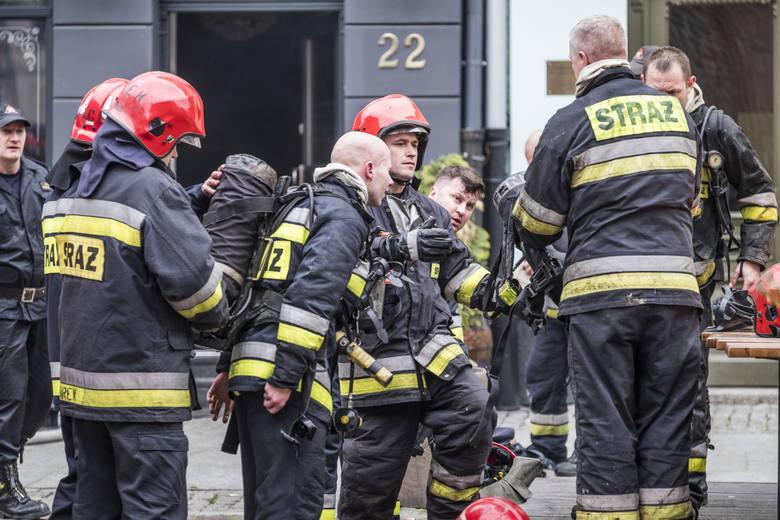 Tragedia w Inowrocławiu: W łóżku spłonął mężczyzna