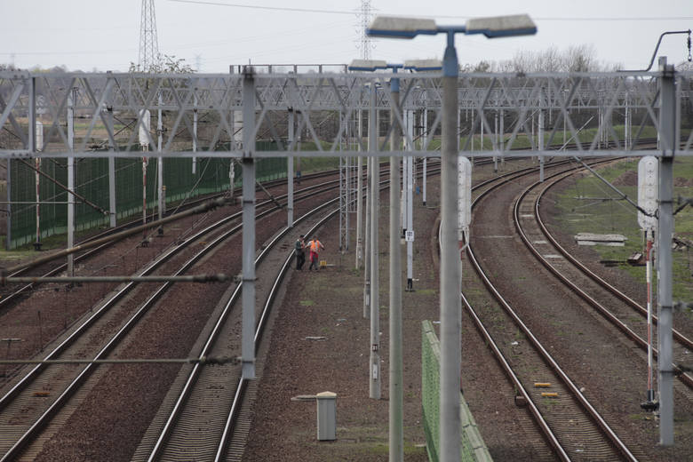 Modernizacja międzynarodowej linii kolejowej Rail Baltica z Białegostoku do Ełku