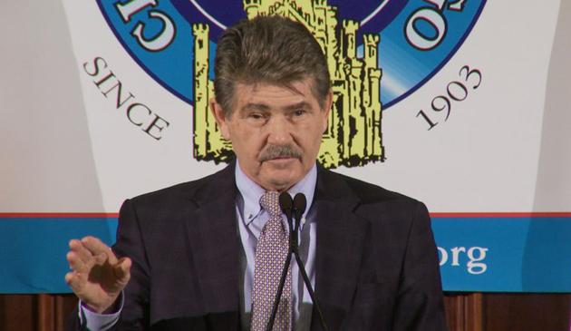 Po 40 latach Clerk powiatu Cook, David Orr przeszedł na emeryturę