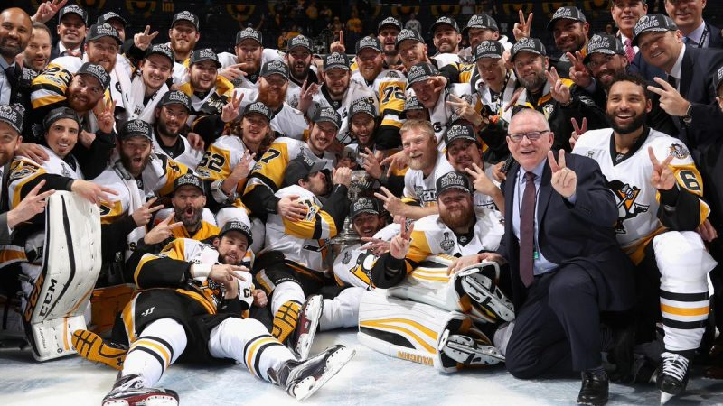 Pittsburgh Penguins obronili Puchar Stanleya