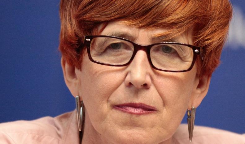 Minister Rafalska przedstawia propozycje dla niepełnosprawnych: Danina solidarnościowa, wzrost renty socjalnej, ustawa o rehabilitacji osób niepełnosprawnych