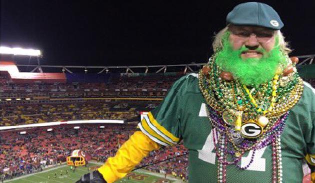 Kibic Green Bay Packers złożył pozew przeciw Chicago Bears