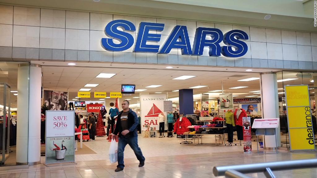 Sears będzie sprzedawał sprzęt AGD na Amazon