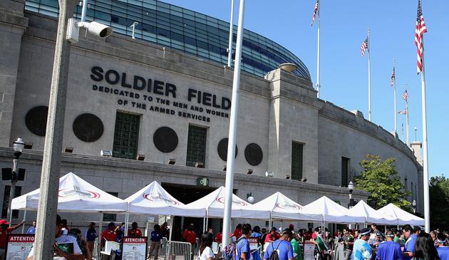 Soldier Field wśród najgorszych stadionów w USA pod względem warunków sanitarnych
