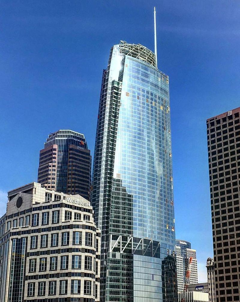 W Los Angeles otwarto najwyższy wieżowiec na zachód od Missisipi