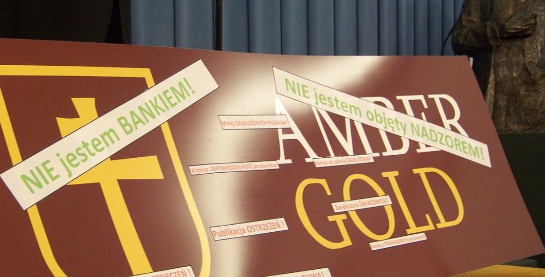Amber Gold: ABW nie sprawdziło kont bankowych osób powiązanych z Marcinem P.