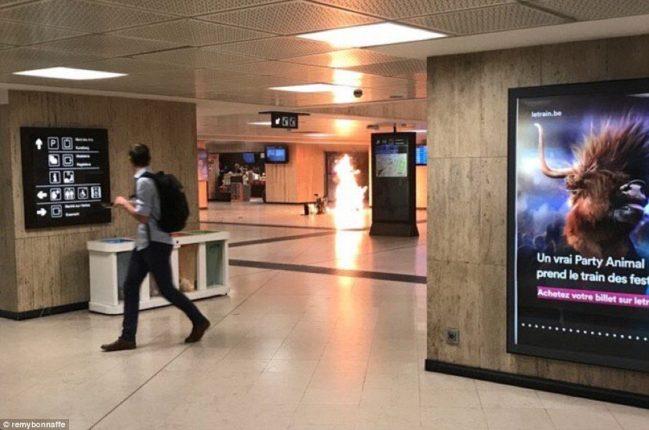 Prokuratura w Belgii – to był atak terrorystyczny!