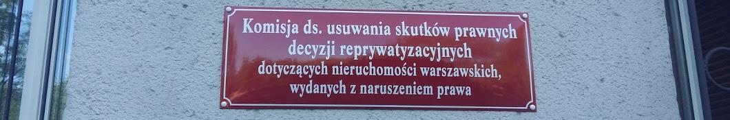 Komisja weryfikacyjna: Dwaj handlarze roszczeń Janusz P. i Robert N. muszą zwrócić odszkodowanie za warszawską nieruchomość położoną przy ulicy Topiel 16