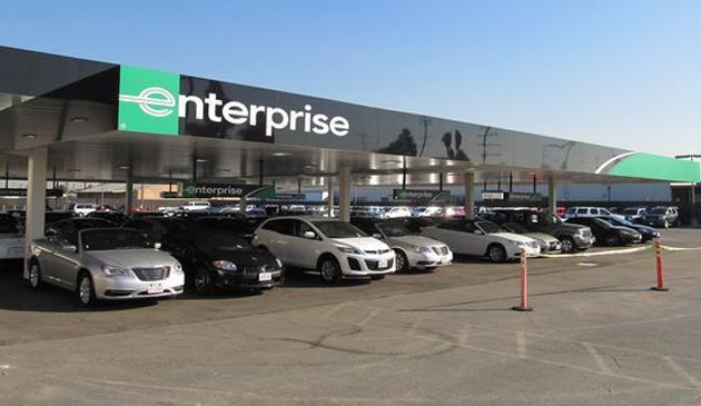 Ennterprise kończy w Chicago pożyczanie samochodów na godziny