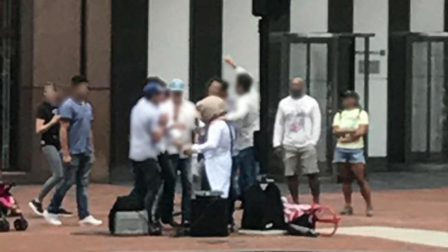 Popularny grajek przebrany za niedźwiedzia zaatakowany na ulicy w Bostonie