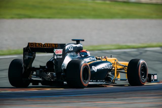 Formuła 1 – GP Azerbejdżanu – Kubica rozbił bolid