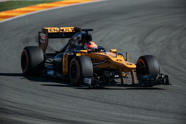 Robert Kubica ponownie za kierownicą bolidu F1. Zobacz zdjęcia z treningu