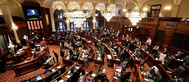 Legislatura Illinois zajmie się kontrowersyjną ustawą aborcyjną