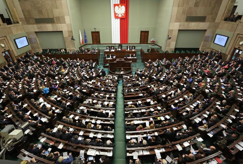 Sejm znowelizował ustawę o Sądzie Najwyższym