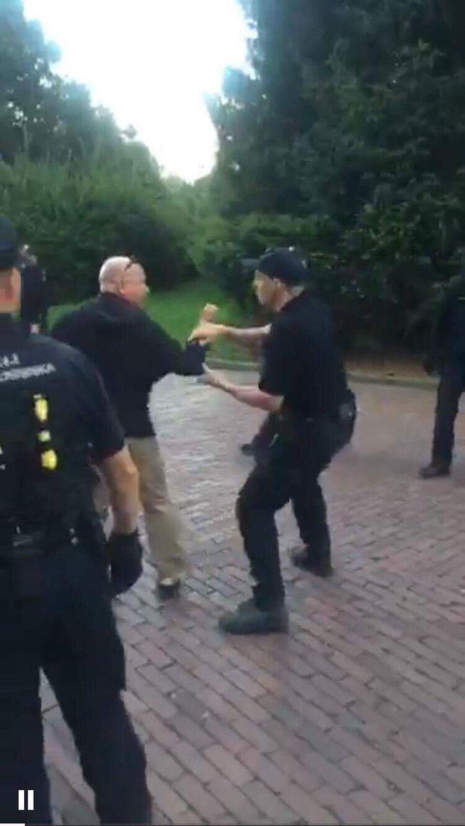 Policja prowadzi postępowanie ws. czwartkowych zajść w Sejmie