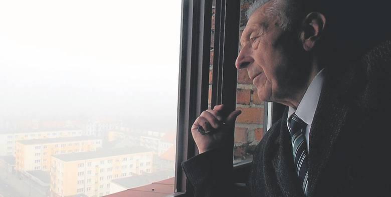 """Przewodnik z wieży w Gorzowie: """"Chce się płakać"""""""
