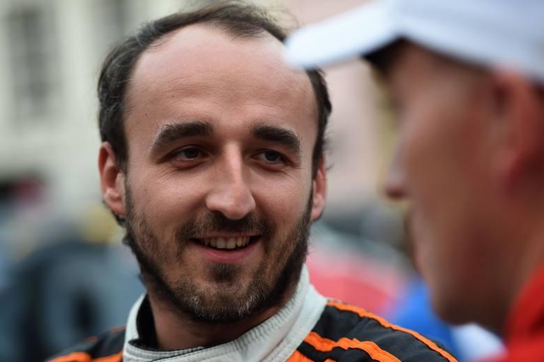 Formuła 1 – Testy w Barcelonie – Kubica z ósmym czasem