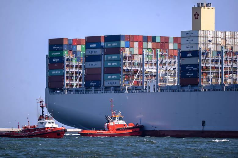 USA nakładają cła na towary z UE
