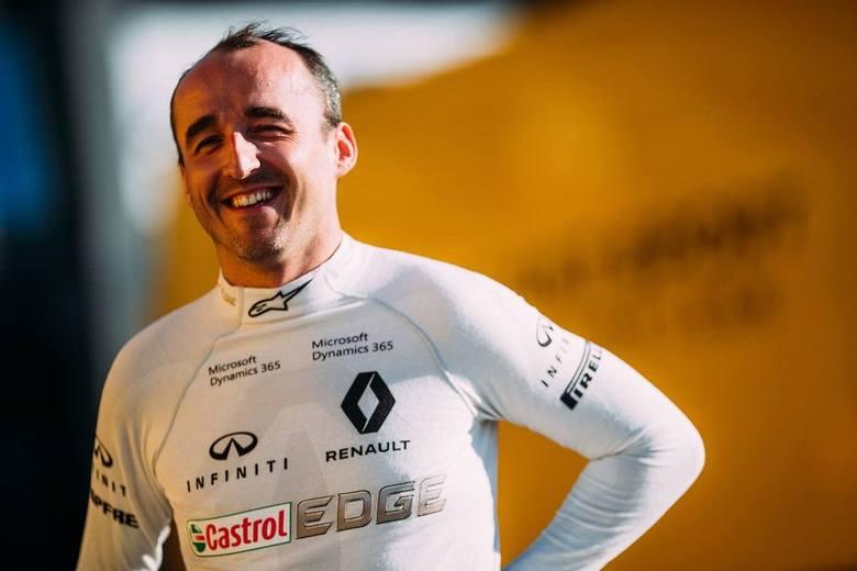 """Robert Kubica przejdzie kolejny test na torze! """"To nowa faza"""""""