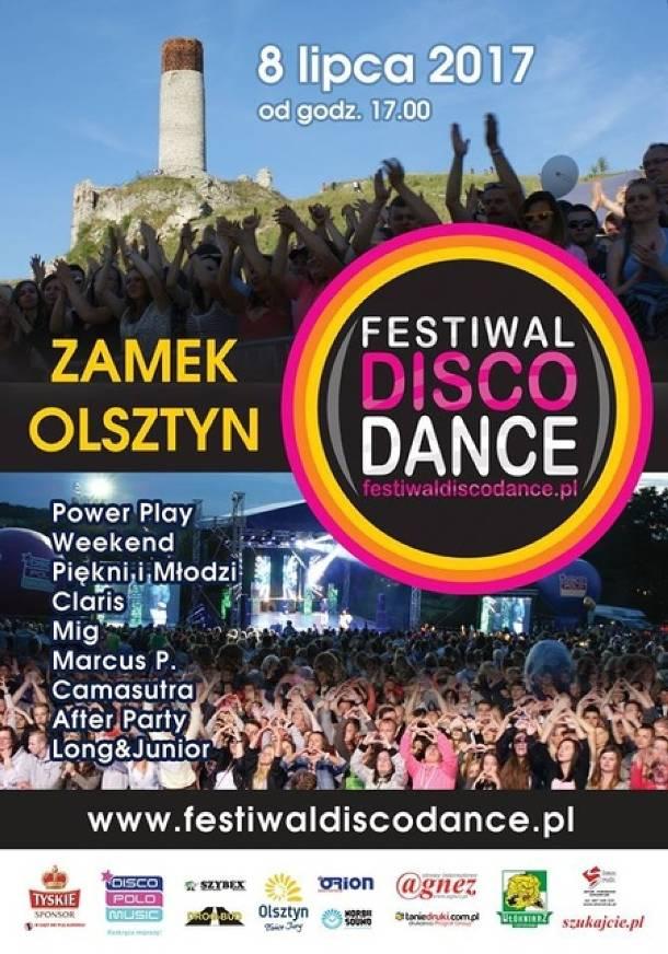 Festiwal Disco Polo pod zamkiem w Olsztynie