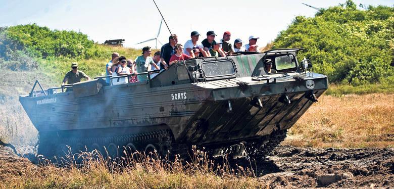 Jubileuszowy zlot militarny w Darłowie