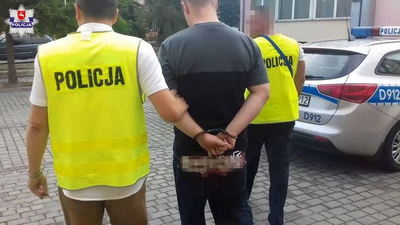 W Lubartowie policjanci zatrzymali producenta dopalaczy