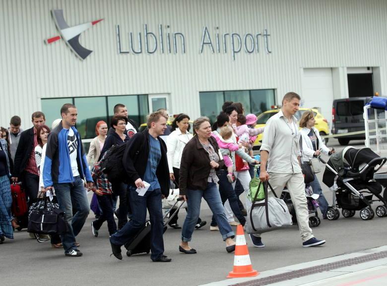 Lotnisko Lublin: Będą loty do Mediolanu