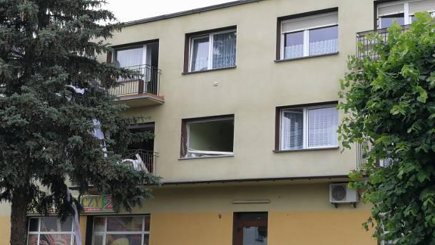 Świętokrzyskie: Wybuch gazu w Sierakowie – dwie osoby trafiły do szpitala