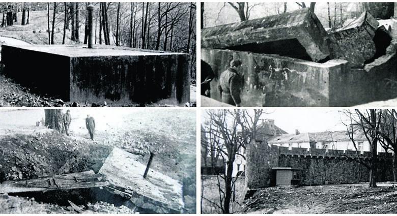 Wałbrzych: Tak żołnierze wysadzali bunkry w Książu