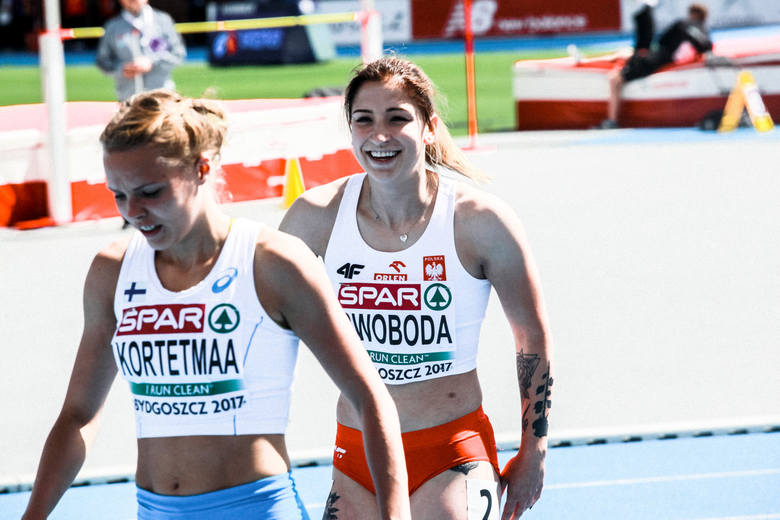 Trzy medale Polaków podczas mistrzostw Europy U23 w Bydgoszczy