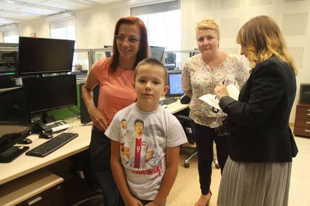 Śląsk: 9-letni Denis wykręcił 112 i uratował mamie życie