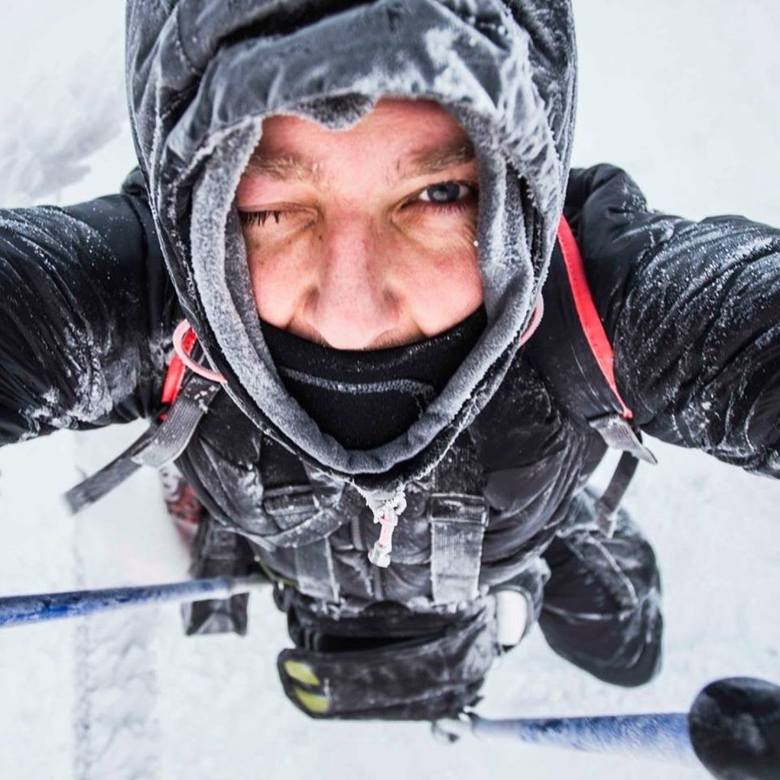 Rafał  chce przejść 500 km górskiego szlaku i pomóc hospicjum