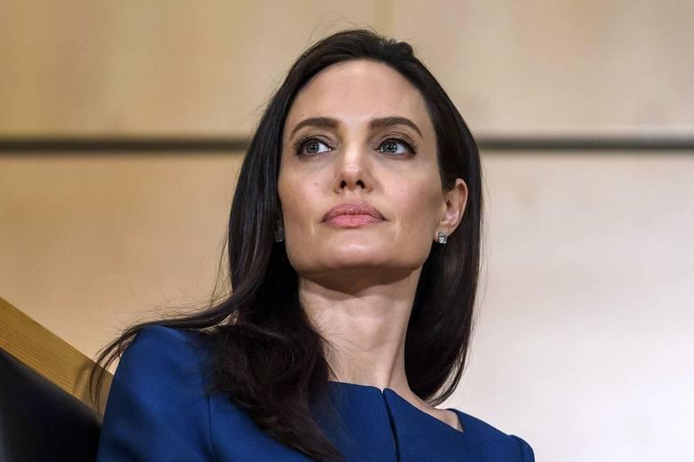 Angelina Jolie przyznała się do poważnej choroby
