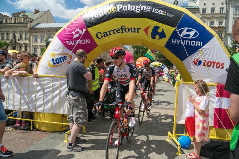 Tour de Pologne: Etap pamięci Bjorga Lambrechta