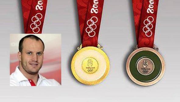 Marcin Dołęga oficjalnie z olimpijskim brązem z Pekinu!