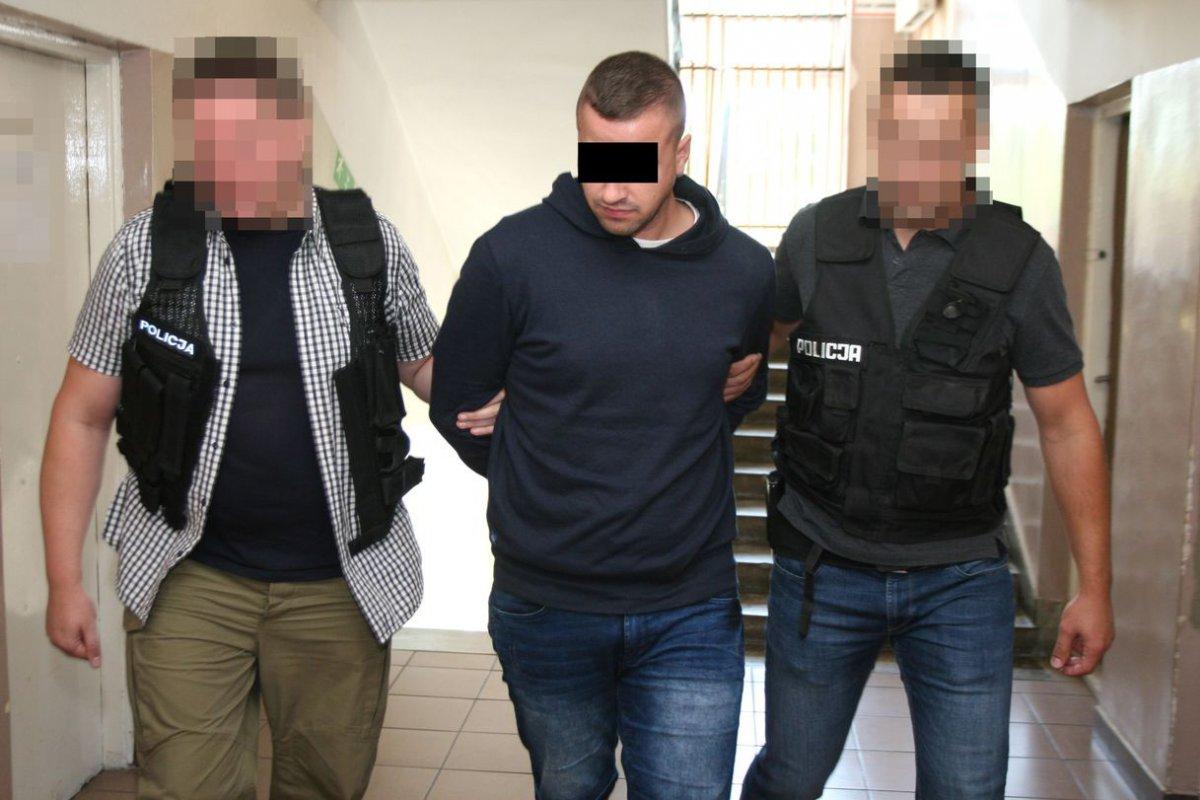 Fałszywy policjant zatrzymany