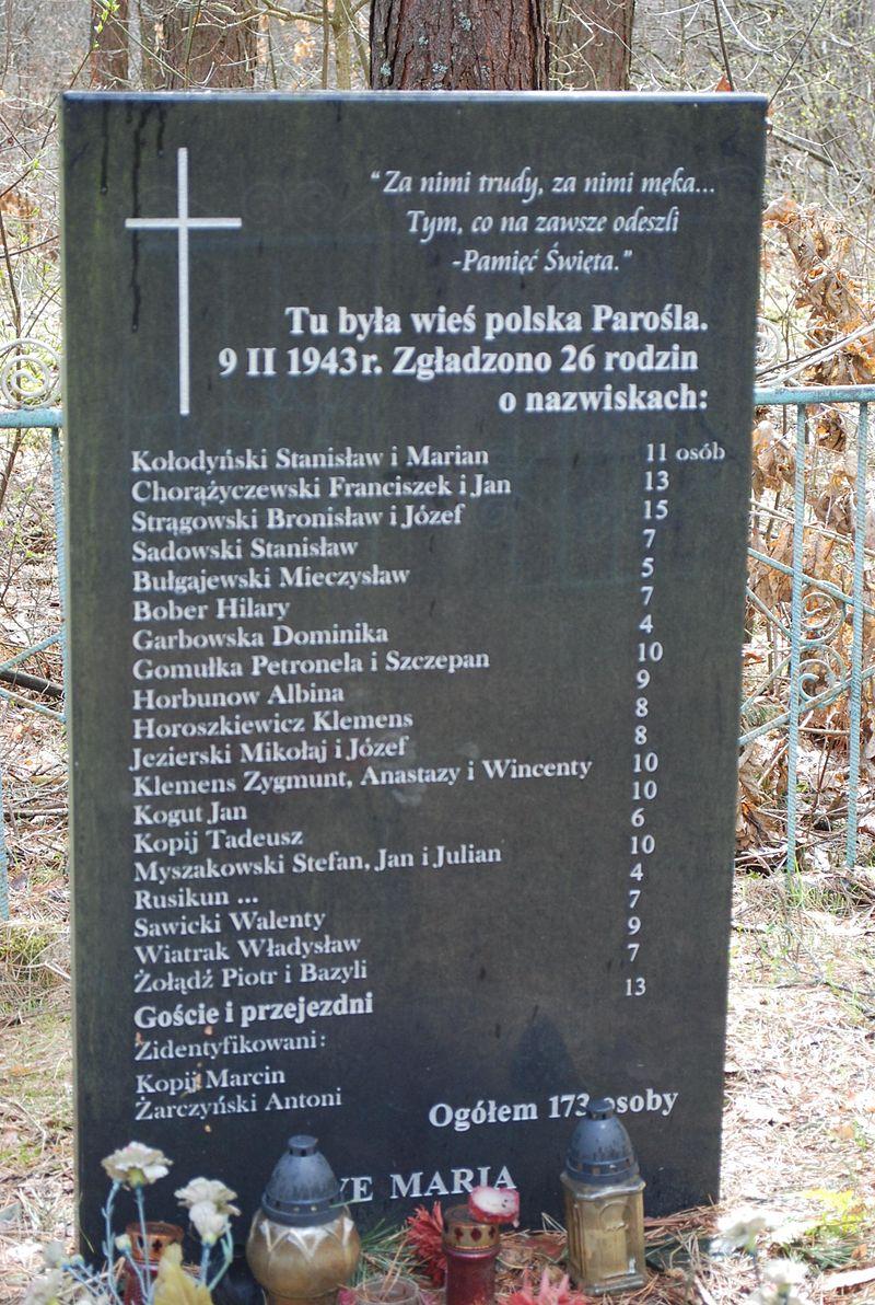 Narodowy Dzień Pamięci Ludobójstwa Polaków na Kresach Wschodnich. Wiedza o rzezi wołyńskiej na Ukrainie