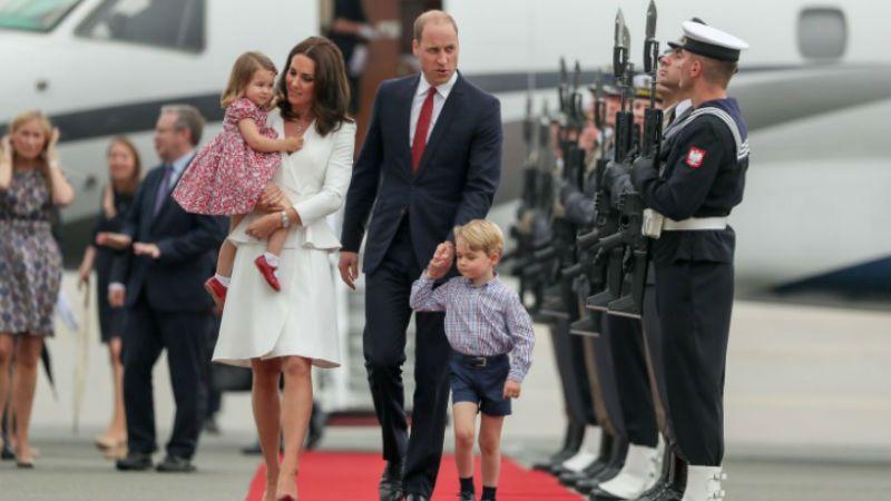 Wizyta brytyjskiej pary książęcej w Gdańsku