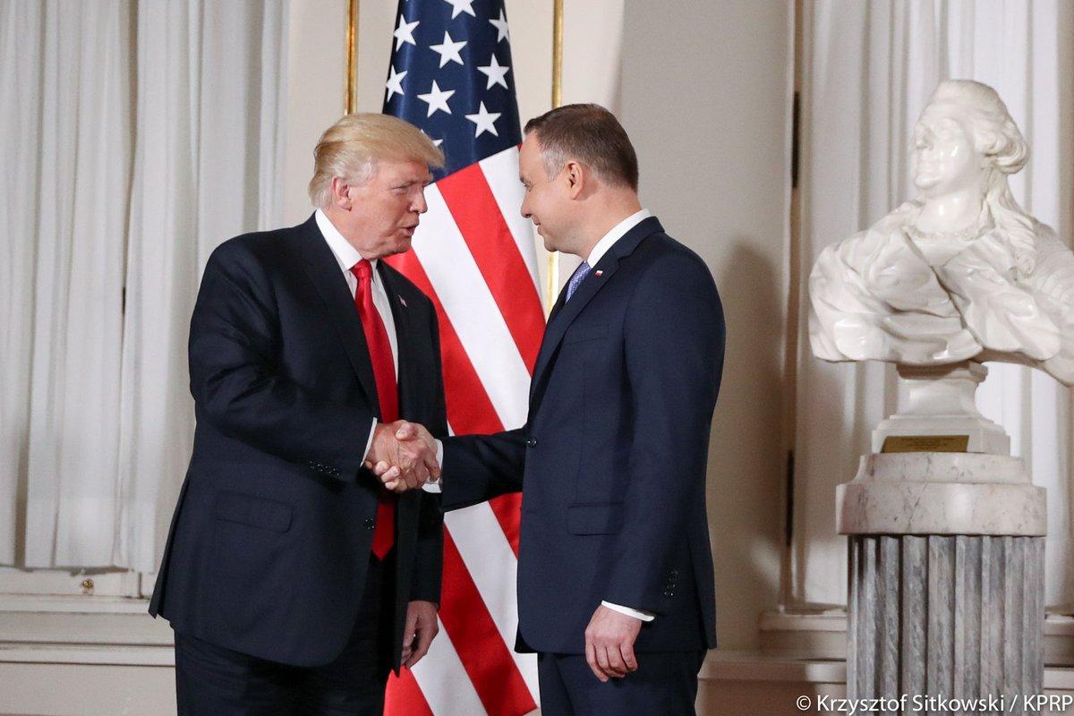 W najbliższych dniach poznamy termin wizyty prezydenta USA w Polsce