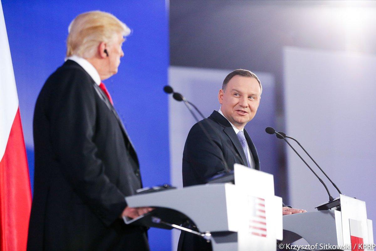 Paweł Mucha z Kancelarii Prezydenta: Amerykanie nie wiążą spotkania z polską parą prezydencką z tematem roszczeń żydowskich