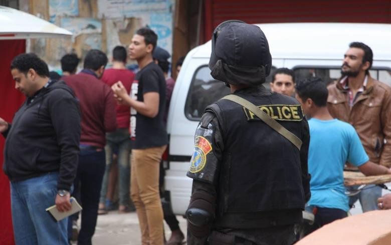 Egipt: Służby zabiły 17 osób podejrzanych o terroryzm