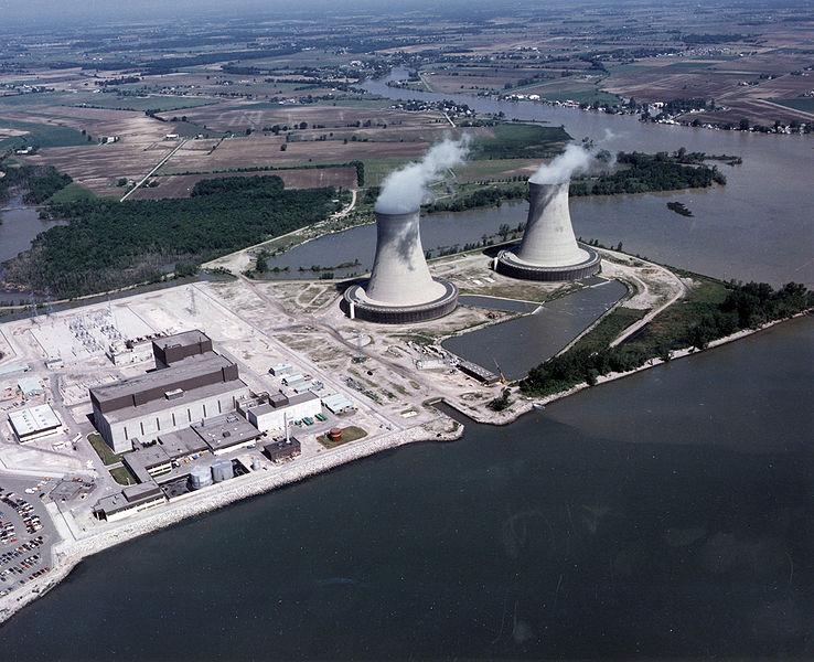 Elektrownia jądrowa w Michigan znowu pracuje na maksymalnych obrotach