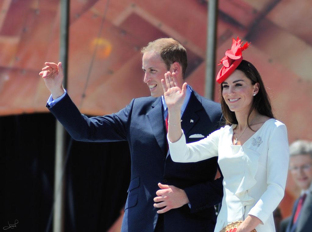 Wizyta Księcia i Księżnej Cambridge w Polsce – oglądaj na żywo