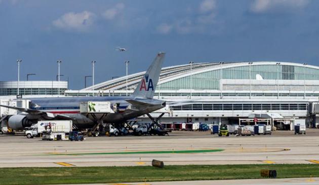 Pasażer zmarł na pokładzie samolotu lecącego z Islandii do Chicago